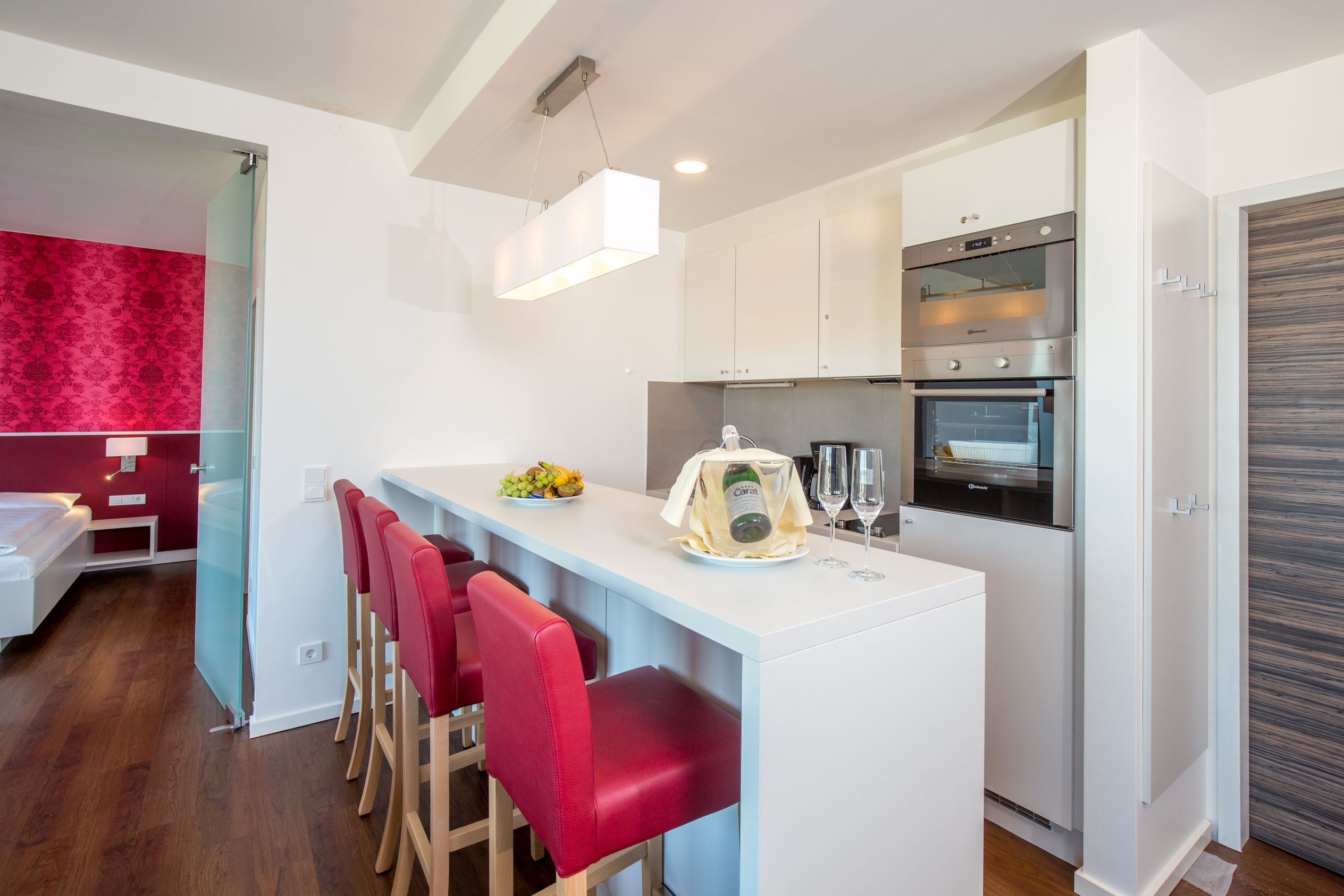 2-Zimmer-Apartments – Carat Residenz