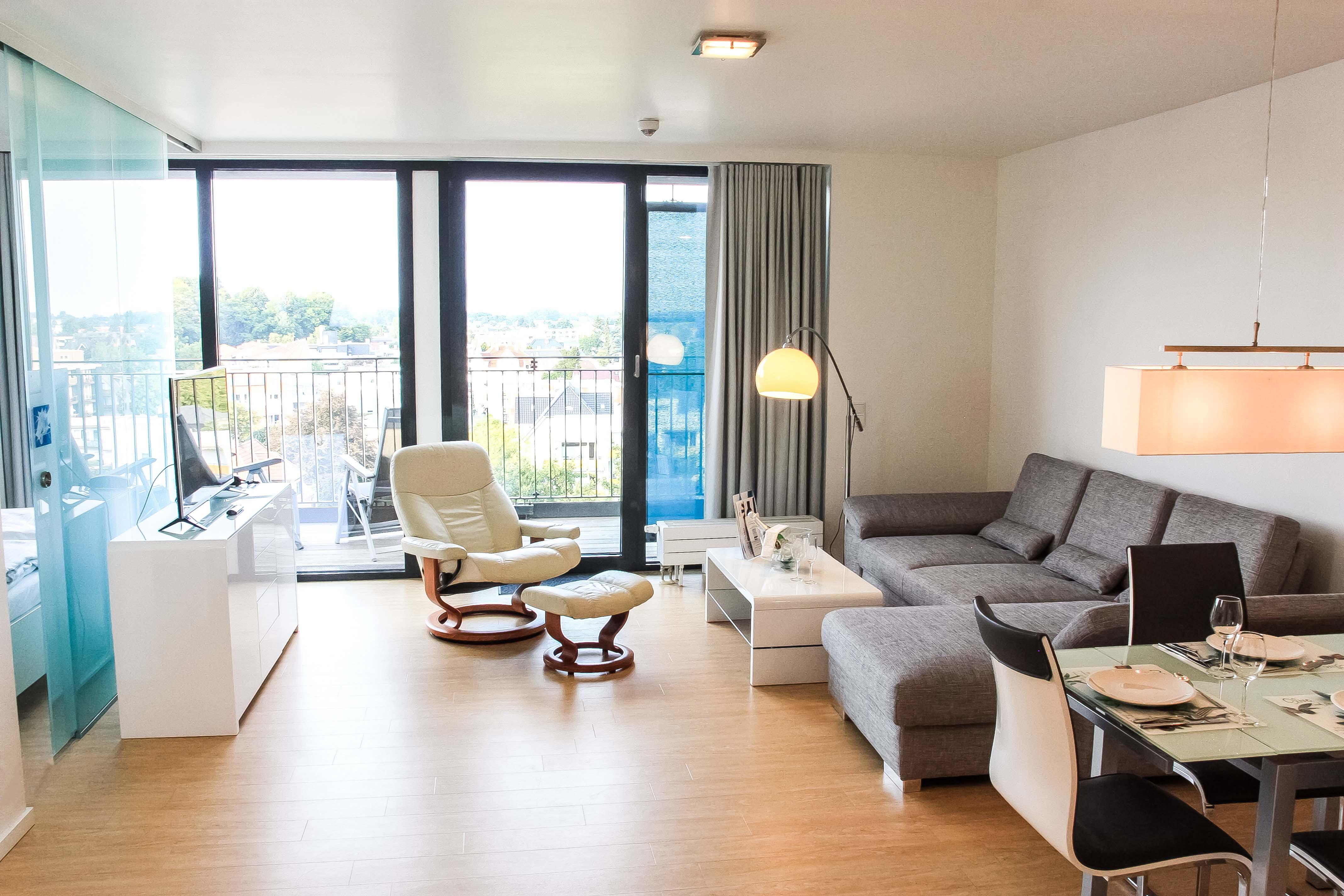 apartments carat residenz. Black Bedroom Furniture Sets. Home Design Ideas